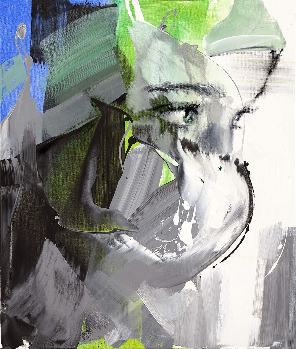 Pier Toffoletti – Two Soul Painting