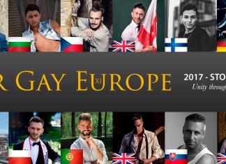 Mr Gay Europe 2017 Enlacegay