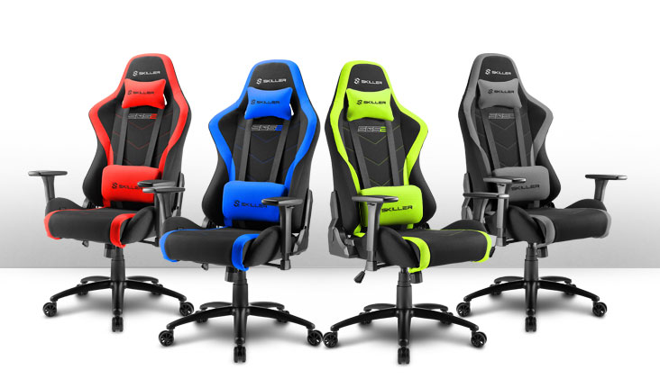 Sharkoon expande su linea de sillas gamer con la SKILLER SGS2