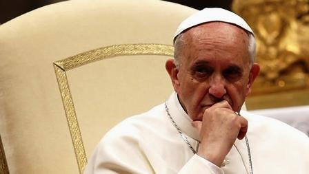 """Papa Francisco: """"Dentro de cada cristiano hay un judío"""""""