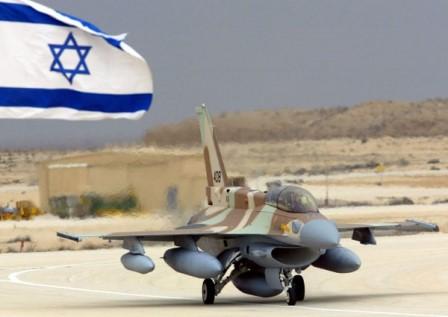 Enlace-Judio-la Fuerza- Aérea- de -Israel -atacó -dos- lugares- subterráneos- de -lanzamiento- de- cohetes- en- Gaza