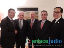 ENLACE JUDÍO - CAMBIO DE PRESIDENCIA DE CAMARA DE COMERCIO MÉXICO ISRAEL (2)