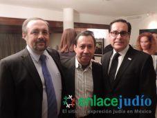 ENLACE JUDÍO - CAMBIO DE PRESIDENCIA DE CAMARA DE COMERCIO MÉXICO ISRAEL (7)