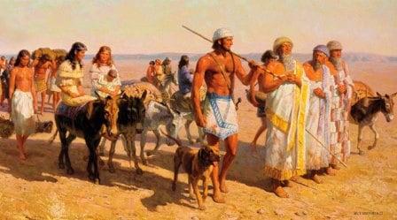 El Origen Del Pueblo De Israel Enlace Judo