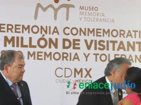 ENLACE JUDIO - VISITANTE 1 MILLON AL MUSEO MEMORIA Y TOLERANCIA (64)