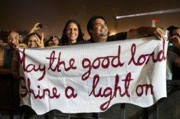 Según la prensa israelí, el organizador del concierto en el Parque Yarkon de Tel Aviv, Shuki Weiss, garantizó a los Rolling Stones 6,7 millones de dólares por este espectáculo. Fuente: AFP