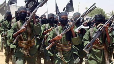 Militantes de al-Shabaab