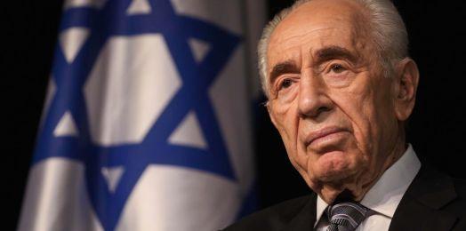 Recordando a Shimon Peres, la cobertura de enlace judío