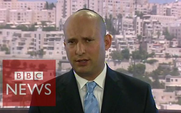 Naftali Bennett BBC