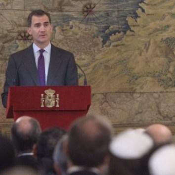 Rey de España Felipe