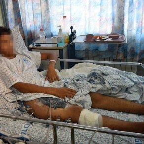 soldados IDF rescatan sirios heridos para tratamiento11