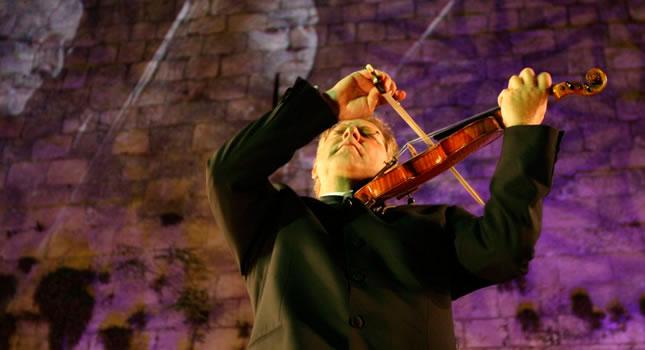 """Los """"Violines de la Esperanza"""" tocarán para México, en el Festival Lejaim"""