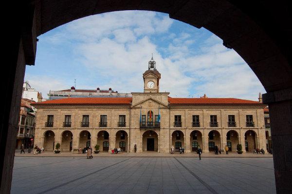 Ayuntamiento de Avilés, Asturias