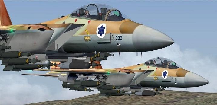 "Jaque mate a Boeing: La Fuerza Aérea de Israel crea un ""frankenstein"" a partir de dos cazas F-15"