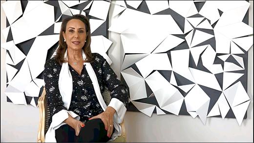 La artista judeo mexicana, Irene Zundel, estrena exposición en Venecia