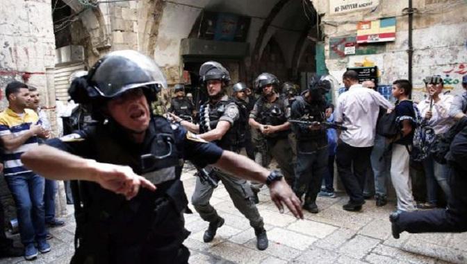 Monte del Templo: estalla de nuevo la violencia