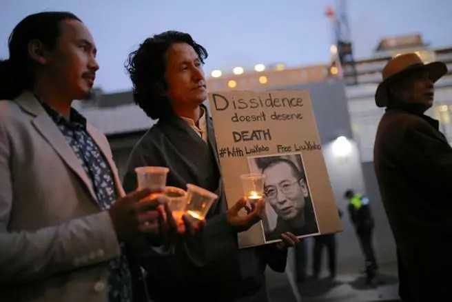 Muere en prisión el disidente chino y Premio Nobel de la Paz, Liu Xiaobo