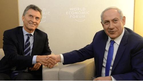 Macri y Netanyahu, una relacion profunda entre dos líderes que se admiran
