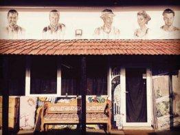 Exterior del teatro independiente en Oradea. (Cortesía)