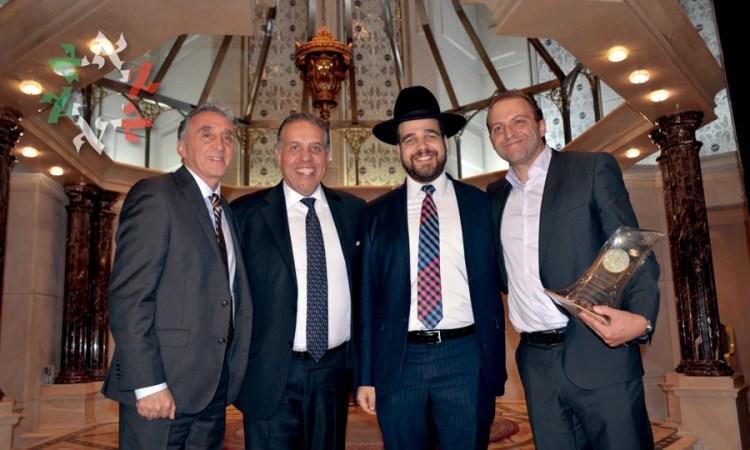 Comunidad Sefaradí entrega el Premio Maimónides a Jebrá Kadishá