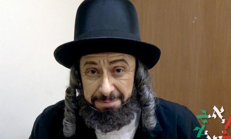 """La bendición del rabino, los consejos para conseguir novio… y más desde los camerinos de """"El Violinista en el Tejado"""""""