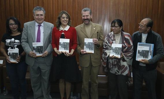 Presentan libro que retoma el modelo de atención a mexicanos en retorno implementado por Red Viral y el Consejo Ciudadano