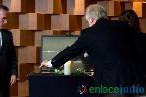 29-ENERO-2018-CONMEMORACION A LAS VICTIMAS DEL HOLOCAUSTO EN LA SECRETARIA DE RELACIONES EXTERIORES-55