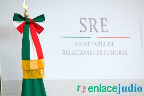 29-ENERO-2018-CONMEMORACION A LAS VICTIMAS DEL HOLOCAUSTO EN LA SECRETARIA DE RELACIONES EXTERIORES-75