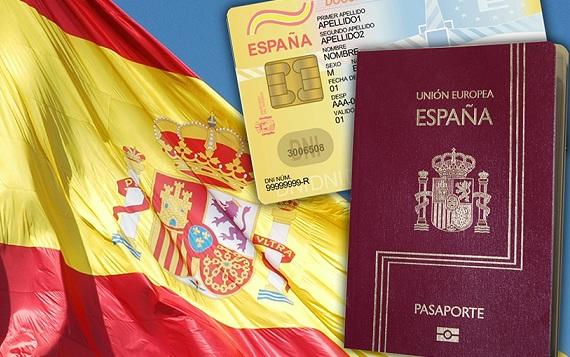 Aviso importante nacionalidad española
