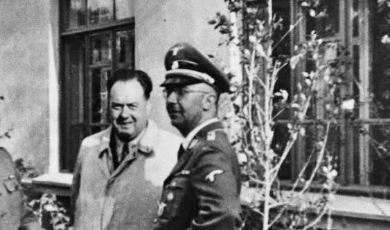 Felix Kersten, el médico del nazi Heinrich Himmler que salvó a cientos del Holocausto