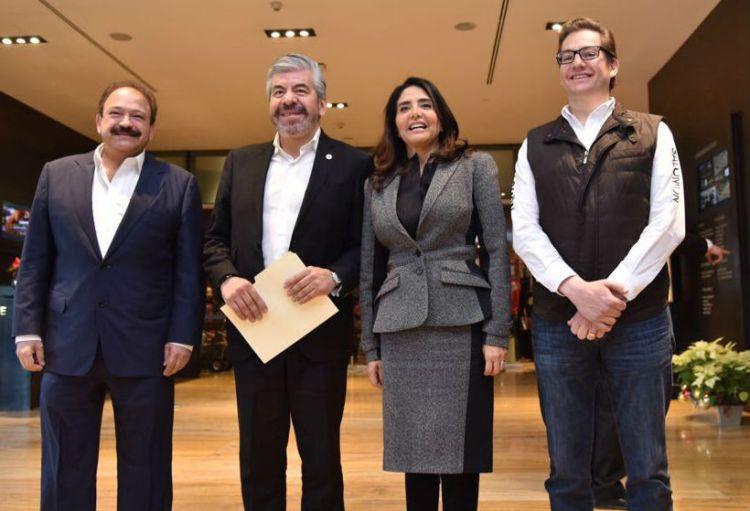 Gana Barrales encuesta del PRD para la CDMX. Chertorivski se suma a su campaña