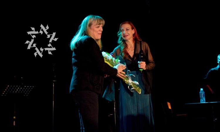 La voz eterna de Ute Lemper llenó el Lunario del Auditorio Nacional con canciones en idish