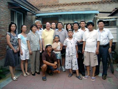 Los Judíos de China