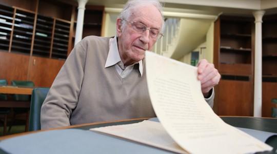 ¿El primer lector del testamento de Hitler? Un judío: Herman Rothman