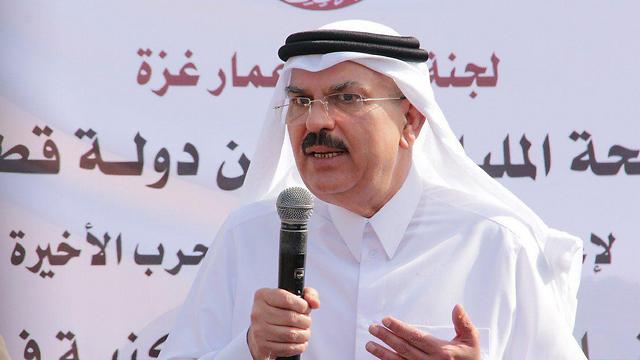 El enviado de Qatar dice que tanto Israel como los terroristas de Gaza quieren calma
