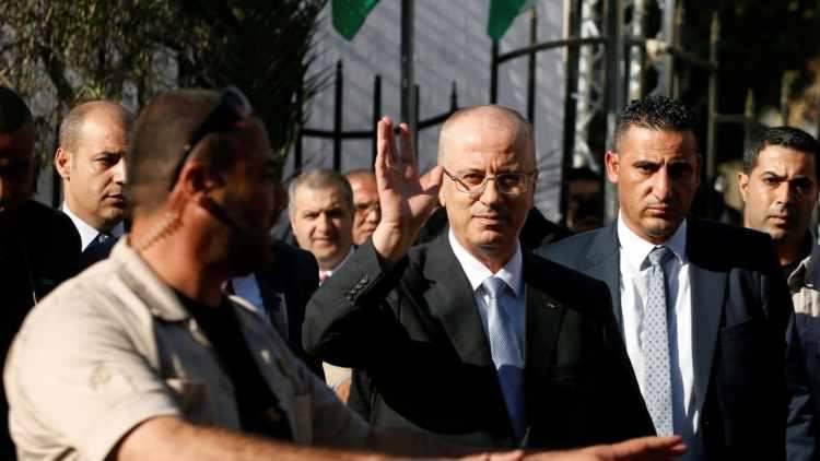 Primer ministro palestino sobrevive a intento de asesinato en Gaza; Abbas culpa a Hamas