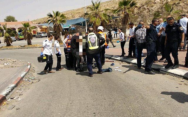 Israel: Transeúnte evita ataque de arma blanca cerca de Maale Adumim