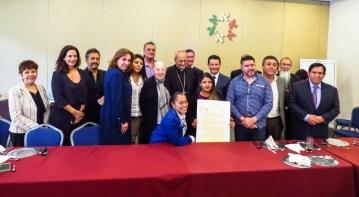 18-MAYO-2018-FIRMA DE LAS RELIGIONES EN CONTRA DE LA TRATA-1