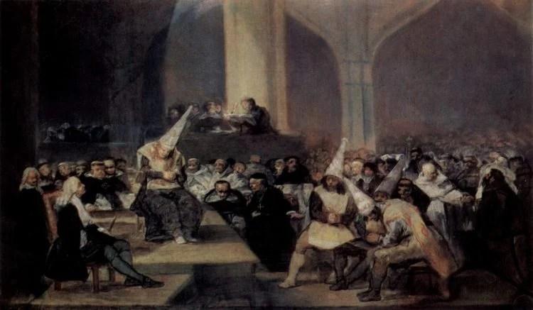 Queman viva a Caterina Tarongí, la última judía de Mallorca