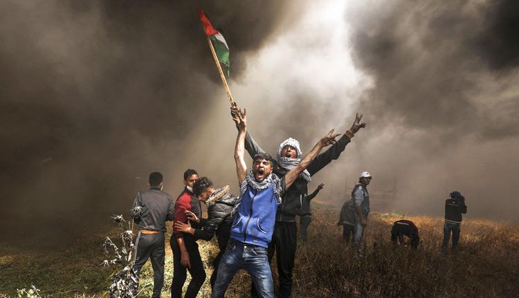 Perdiendo simpatía por Israel