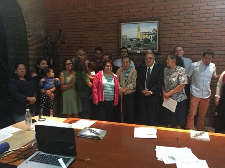 Aniversario 70 de Israel desde Xalapa