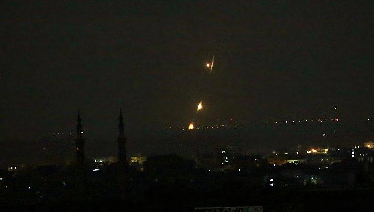 Lanzan 5 cohetes desde la Franja de Gaza contra Israel