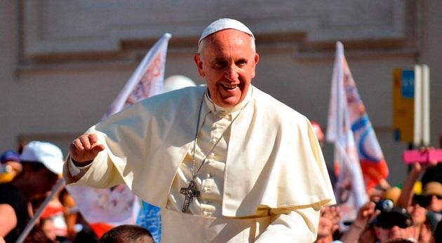 """""""No olvidemos jamás el indescriptible dolor del Holocausto"""": Papa Francisco"""