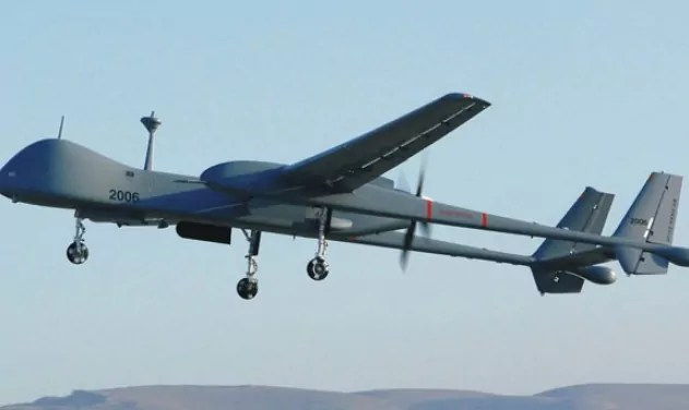 Alemania aprueba un arrendamiento de drones a Israel por mil millones de euros