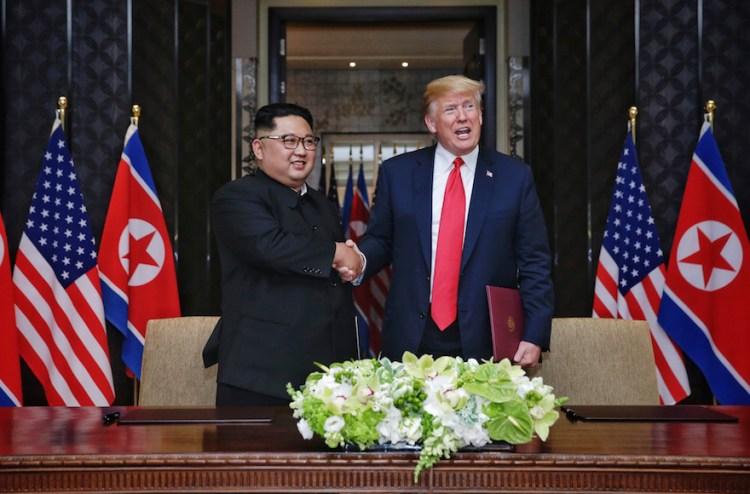 Esto es lo que la cumbre de Trump-Kim podría significar para Israel e Irán