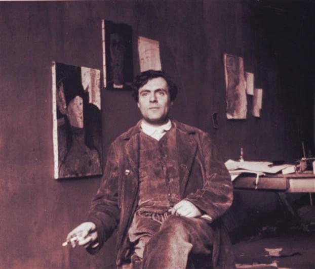'Mi nombre es Modigliani. Soy judío'.