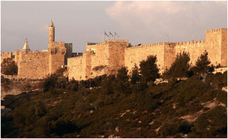 Nabucondonosor II abre la brecha en las murallas de Jerusalén