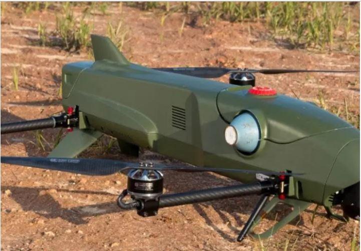"""Las nuevas capacidades del último """"dron suicida Rotem"""", un gran avance"""