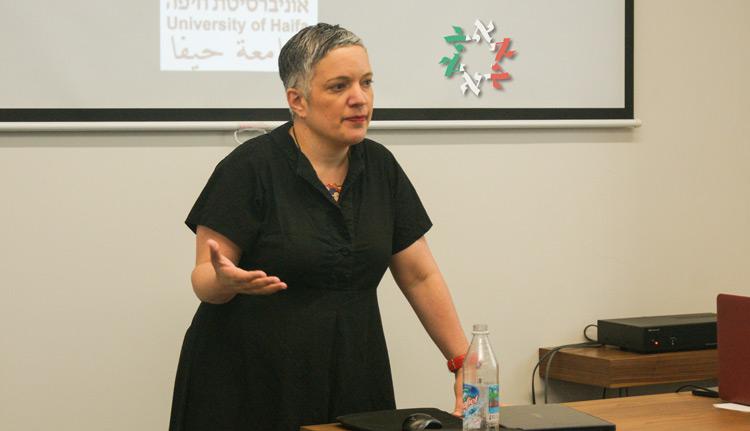 """La Dra. Sara Cohen habla sobre """"El cuerpo y el mito de la belleza"""" en Maguén David"""