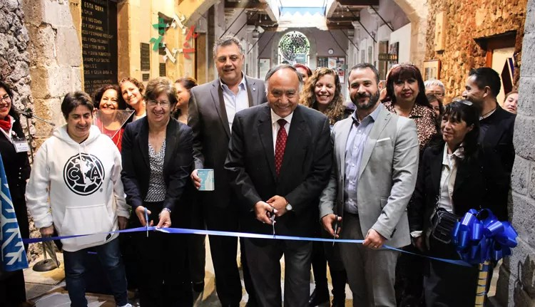 El KKL festeja 70 años en México en el Instituto Cultural México-Israel